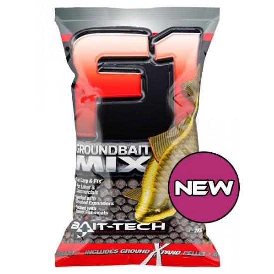Bait-Tech F1 Groundbait Mix 2kg
