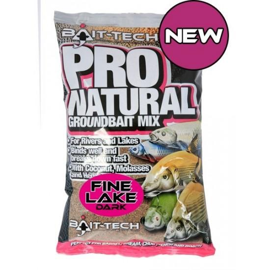 Bait-Tech Pro-Natural Fine Lake Dark 1.5kg