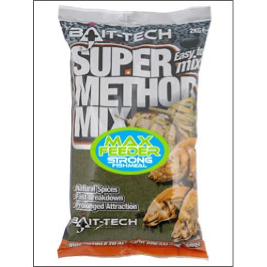 Bait-Tech Max Feeder Fishmeal 2kg