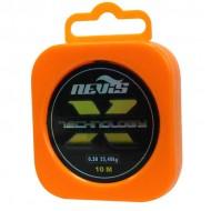 Nevis - Technology Braid 0.12mm 10m