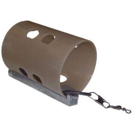 Nisa Plastic Open End Feeder - Small 12g