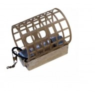 Nisa Big Pigs Plastic Cage Feeder Small 60gr