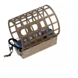 Nisa Big Pigs Plastic Cage Feeder Large 75g