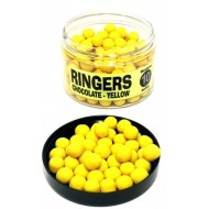 Ringers Chocolate Orange Yellow 10mm Wafter Boilies