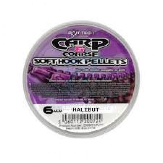 Bait-Tech Soft Hook Pellets Hallibut 6mm