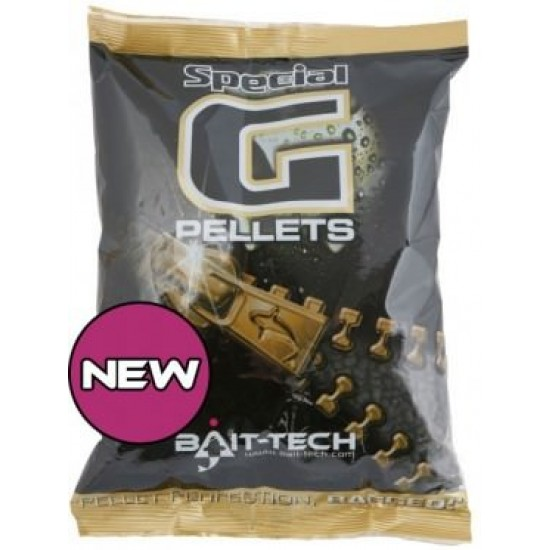 Bait-Tech Special G Feed Pellets 3mm