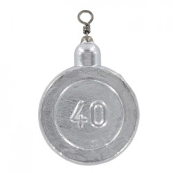 Plumb Moneda Cu Vartej 20g