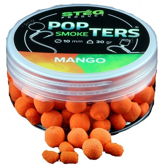 Steg - Popters Pop-Up Smoke Ball Mango 10mm