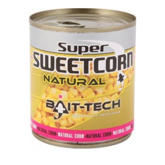 Bait-Tech Super Sweetcorn Natural