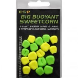 ESP - Porumb Artificial Dulce Flotant - Mare Verde Galben