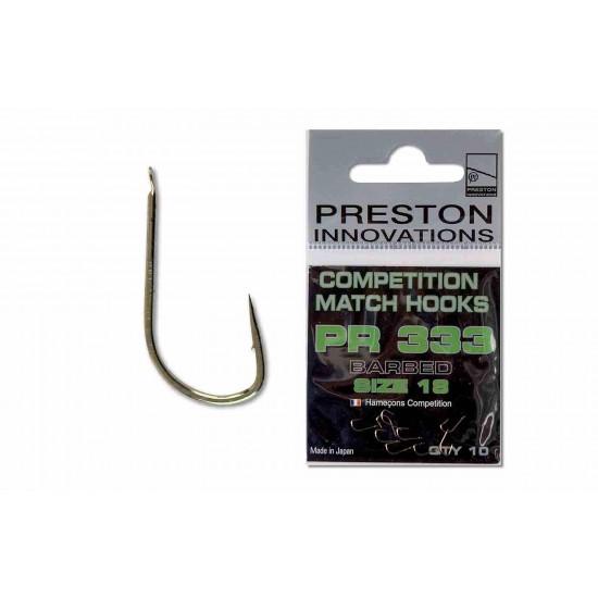 Carlige Preston Competition 333 - Nr. 18
