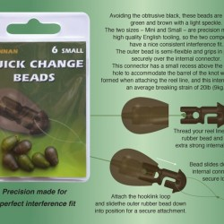 Drennan Quick-Change Beads - Small