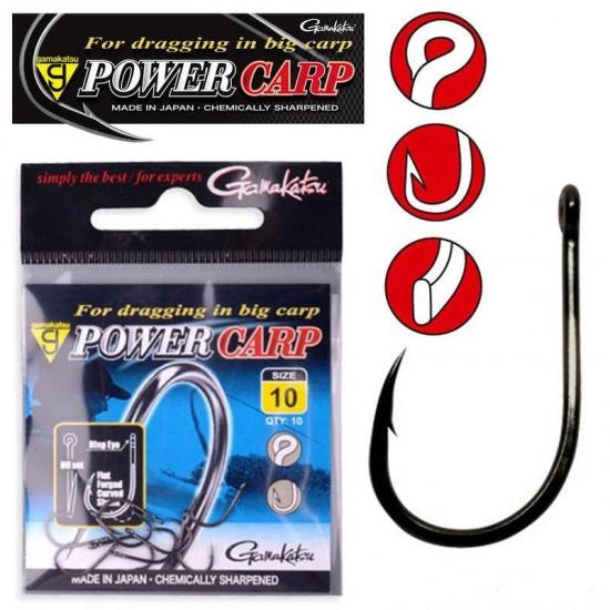 Carlig Gamakatsu Power Carp Nr.16