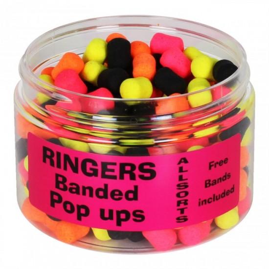 Ringers Banded Allsorts Pop-Up