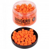 Ringers Chocolate Orange Bandem 6mm