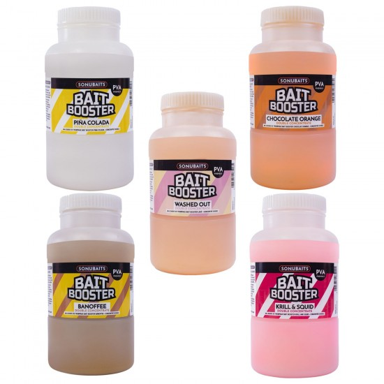 Sonubaits - Bait Booster Krill & Squid