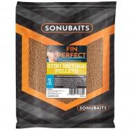 Sonubaits Fin Perfect Stiki Method Pellets 2mm