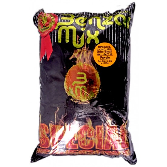Benzar Mix - Special Concurs Black 3kg