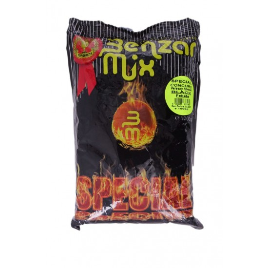 Benzar Mix - Special Concurs Black 1kg