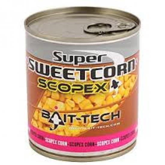 Bait-Tech Super Sweetcorn Scopex 400g