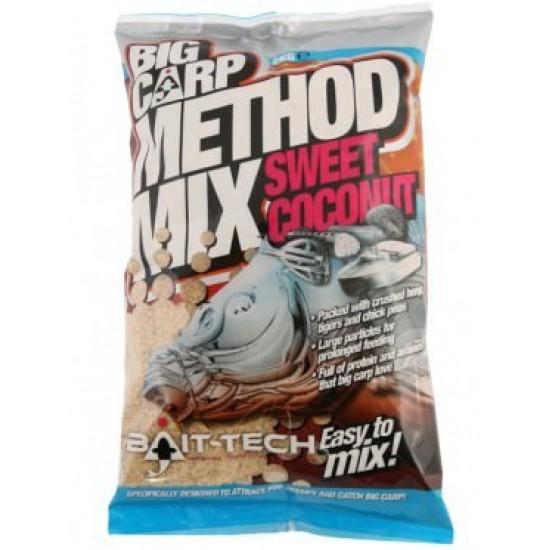 Bait-Tech Big Carp Sweet Coconut 2kg