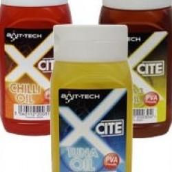 Bait-Tech Aditiv Lichid X-Cite Tuna Oil 300ml