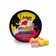 Utopia Baits Colour Blend Raspberry&Cocos Wafter 10mm