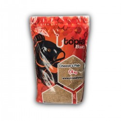 Nada Utopia Baits Cheese & Fish 1,4kg