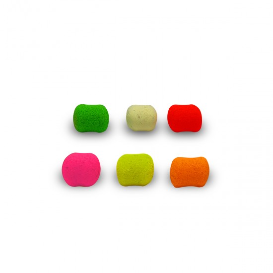 Utopia Baits Fluoro Micro Pop-up Mix 5mm
