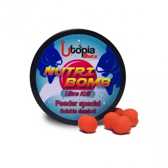 Utopia Baits - Nutri Bomb Ultra Krill