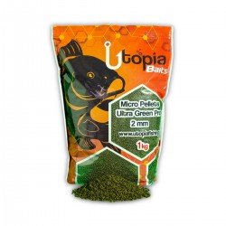 Utopia Baits Ultra Green Pro 2mm 1kg