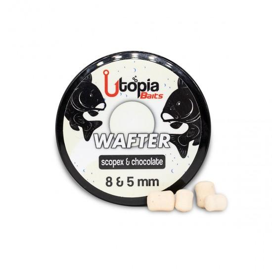 Utopia Baits Scopex & Chocolate Wafter 8 & 5mm