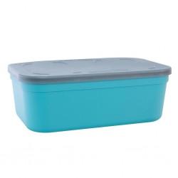 Drennan - DMS Bait Box Sealed 3 Pt. Aqua - 1.7l
